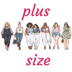 Other - Plus size!!